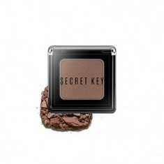 Тени моно для век, Brownie, 3,8 г (Secret Key)
