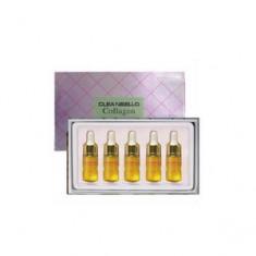 Сыворотка ампульная с коллагеном для лица, 5 шт.*10 мл (Deoproce)