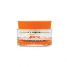 Защитный крем для зимнего времени года с SPF-20, 50 мл (Christina)