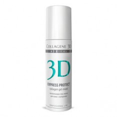 Антикуперозная коллагеновая гель-маска с софорой японcкой, 130 мл (Medical Collagene 3D)