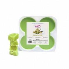 Горячая вакса оливковая, 500 г (Depileve)