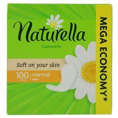 Прокладки ежедневные NATURELLA Normal Camomile 100 шт