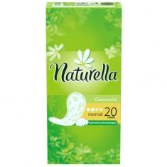 Прокладки ежедневные NATURELLA Normal Camomile 20 шт