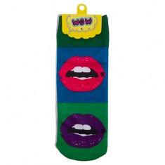 Носки женские SOCKS Lips р-р единый