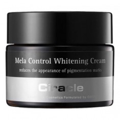 крем осветляющий ciracle mela control whitening cream
