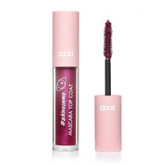 MASCARA TOP COAT #shineonme ТОП КОАТ 004CRAZY DIAMOND SODA