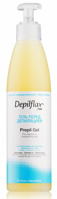 DEPILFLAX 100 Гель перед депиляцией / Prepil Gel 250 мл