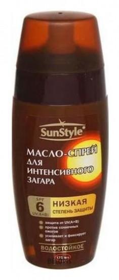 Спрей для тела Sun Style