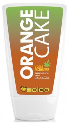 SOLEO Усилитель загара интенсивный / Orange Cake Basic 100 мл