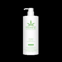 HEMPZ Кондиционер растительный укрепляющий Здоровые волосы / Herbal Healthy Hair Fortifying Conditioner 750 мл