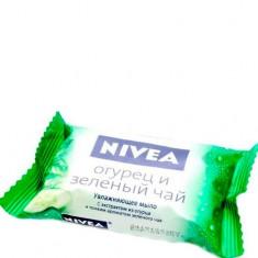 Мыло Огурец и зеленый чай Bath Care NIVEA