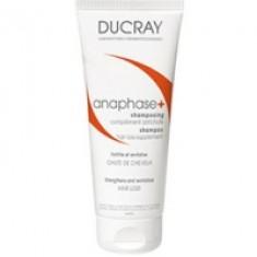 Ducray Anaphase+ Stimulating Cream Shampoo - Шампунь укрепляющий для ухода за волосами, 200 мл