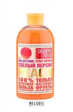 Пена для ванны для тела Organic Shop