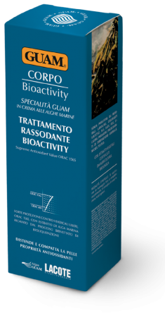 GUAM Крем подтягивающий биоактивный для тела / CORPO 200 мл