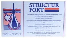DIKSON Препарат восстанавливающий структуру волос / STRUCTUR FORT 10*12 мл