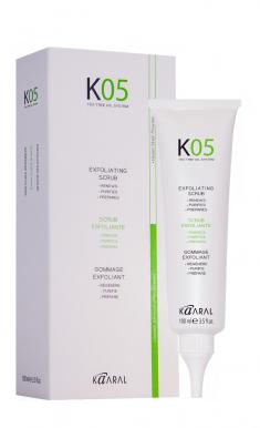 KAARAL Скраб-эксфолиант для кожи головы / K05 EXFOLIATING SCRUB 100 мл