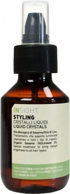 INSIGHT Кристаллы жидкие для термозащиты волос / STYLING LIQUID CRYSTALS 100 мл