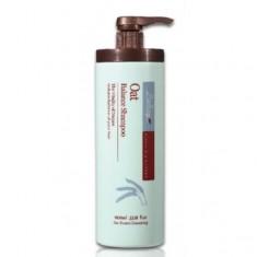 восстанавливающий шампунь с экстрактом овса jps labay oat balance shampoo