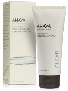 AHAVA Пилинг грязевый для лица / Time To Clear 100 мл