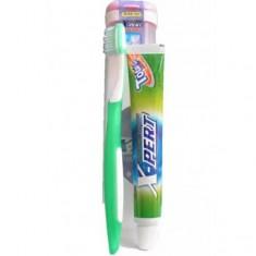 набор зубная паста + щетка clio new portable sense r + expert toothpaste