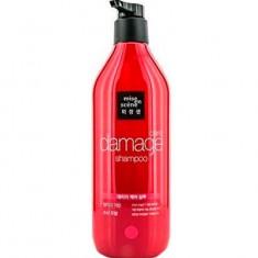 Восстанавливающий шампунь для поврежденных и окрашенных волос Damage Care Shampoo Mise En Scene