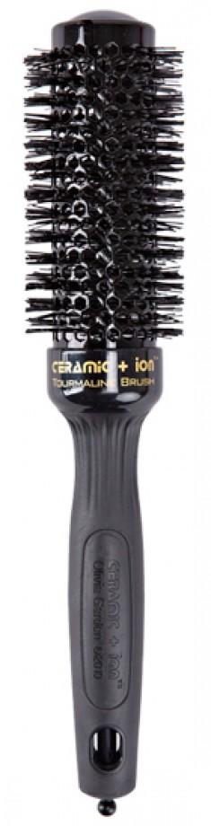 OLIVIA GARDEN Термобрашинг Ceramic+Ion Thermal Brush Black CI-35 BR-CI1