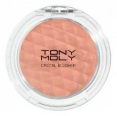 Румяна TONY MOLY Crystal blusher 03 Pleasure Peach 6 гр.