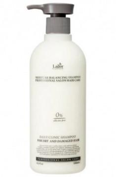 Шампунь для волос без силикона LA'DOR Moisture balancing shampoo 530 мл La'dor