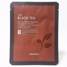 Tony Moly The Black Tea Mask Sheet