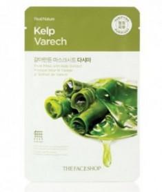 Маска с экстрактом водорослей THE FACE SHOP Real nature mask sheet kelp 20г