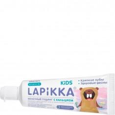 Зубная паста Lapikka Kids Молочный пудинг с кальцием R.O.C.S
