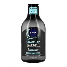 Мицеллярная вода NIVEA MAKE-UP EXPERT для базового макияжа 400 мл
