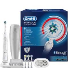 Аккумуляторная зубная щетка D36.545.5X Pro6000 ORAL-B