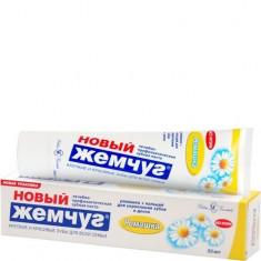 Зубная паста Ромашка НОВЫЙ ЖЕМЧУГ