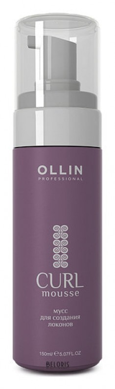Мусс для волос OLLIN