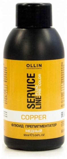 Флюид для волос OLLIN