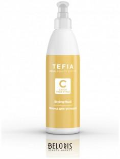 Флюид для волос Tefia