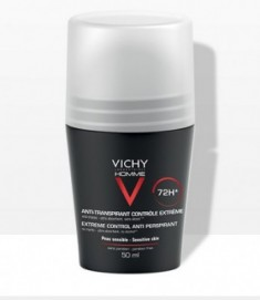 Дезодорант против избыточного потоотделения VICHY HOMME 50 мл