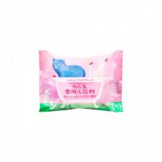 Charley  Sommelier Соль-таблетка для ванн расслабляющая с ароматом цветущей сакуры, 40 г