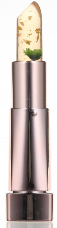 KIMS Помада-бальзам для губ / Flower Lip Glow Crystal Green 3,3 г