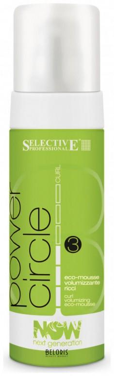Мусс для волос Selective