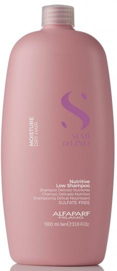 ALFAPARF MILANO Шампунь для сухих волос / SDL M NUTRITIVE LOW SHAMPOO 1000 мл