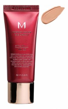 Тональный крем MISSHA M Perfect Cover BB Cream SPF42/PA+++ No.23/Natural Beige 20ml