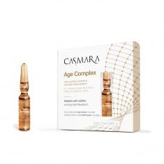 CASMARA Концентрат мгновенного действия для лица Противовозрастной комплекс 5*2,5 мл