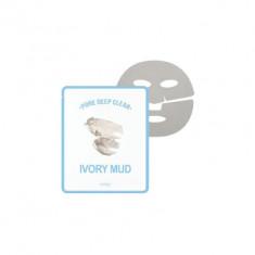 Тканевая маска глиняная A'PIEU Pore Deep Clear Ivory Mud Mask
