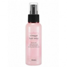 мист для волос a'pieu raspberry vinegar hair mist