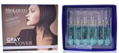 SALERM COSMETICS Средство для лучшего окрашивания седых волос / Gray Cover 12*5 мл