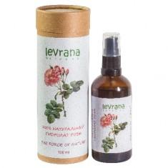 Levrana, Гидролат розы, 100 мл