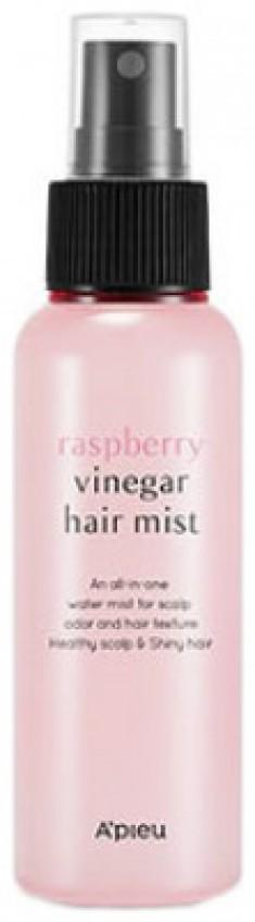 Мист для волос A'pieu Raspberry Vinegar Hair Mist 105мл