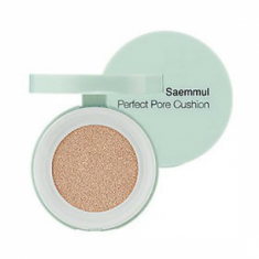 Тональная основа THE SAEM Saemmul Perfect Pore Cushion 01 Light Beige 12гр